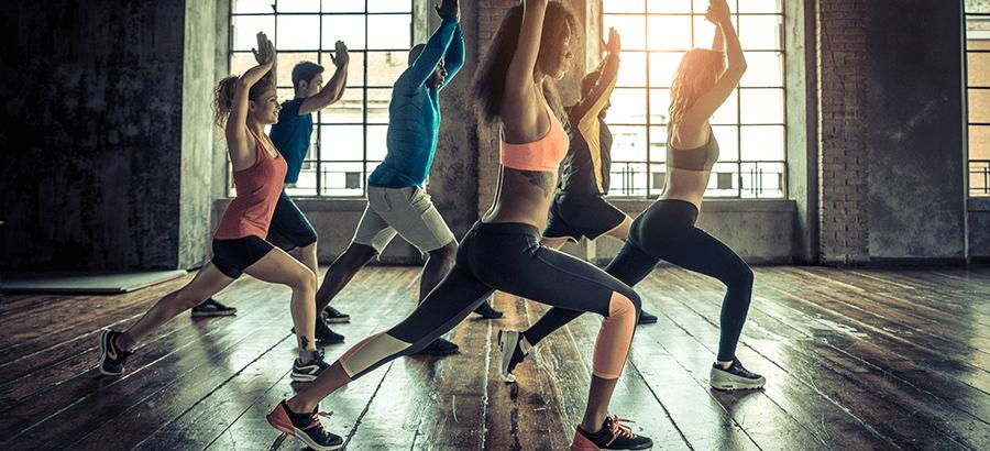 Ausdauer Trainer Ausbildung: Ausbildung im Fitness- und Grouptraining.