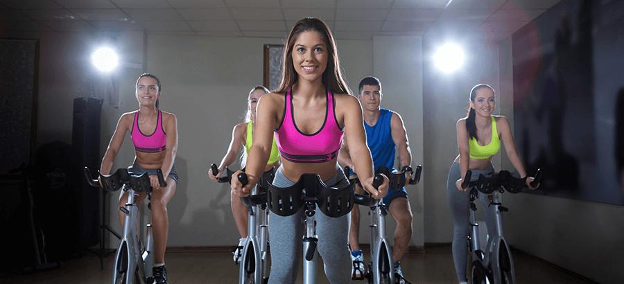 Indoor Cycling Ausbildung: Group- & Ausdauertraining auf dem Indoor- Bike & umfaßt die Level 1, 2, 3.