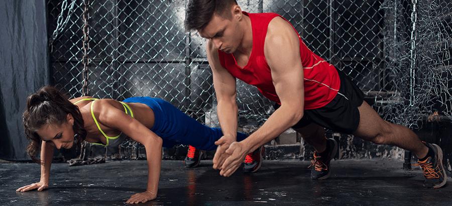 Bodyweight-Trainer Ausbildung: funktionelles Training mit dem Körpereigengewicht