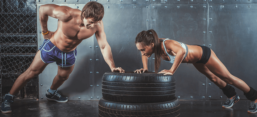 Athletik Trainer Ausbildung: Qualifikation für Fitnesstrainer & Grouptrainer.