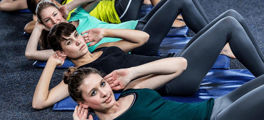 Work out Trainer Ausbildung:  Ganzkörpertraining mit Tubes, Pezziball, Bänder, Bälle, Hanteln