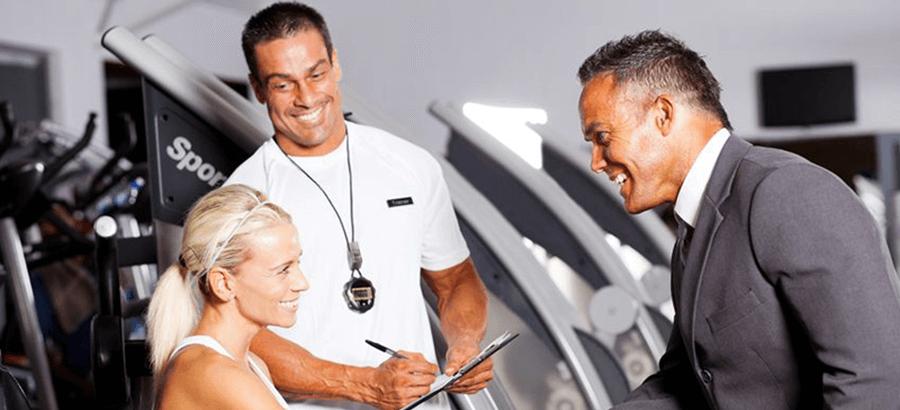 Fitnesstrainer A-Lizenz Ausbildung: incl.  Marketing, Management, Personalführung, Mitgliedergewinnung, Recht