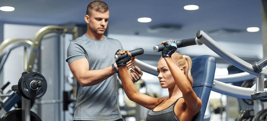 Fitnesstrainer Ausbildung Berlin = B-Lizenz: eine hochwertige Ausbildung incl. Alternativübungen, Gerätehandling, Freihanteltraining, Trainingsmethoden.