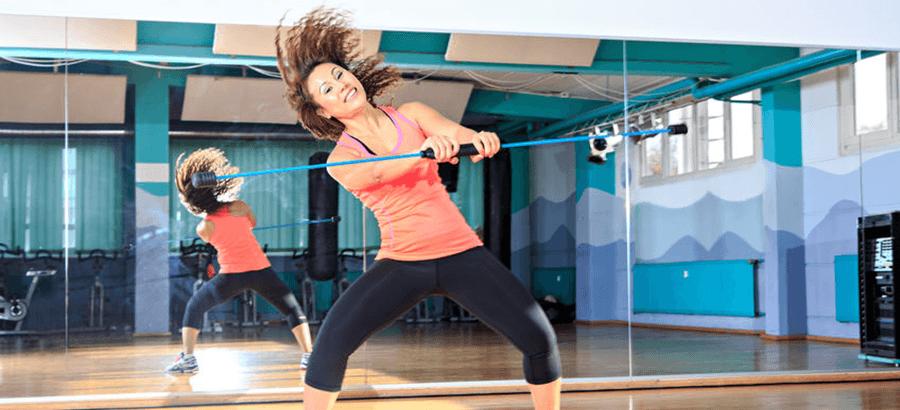 Power- Swingstick-Trainer Ausbildung: Ganzkörpertaining mit einem flexiblen Swingsick