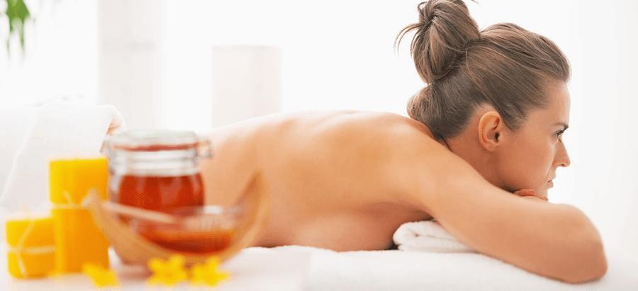Honig Massage Ausbildung: Ergänzung in der Massage, wellness, Kosmetik & Fitness.