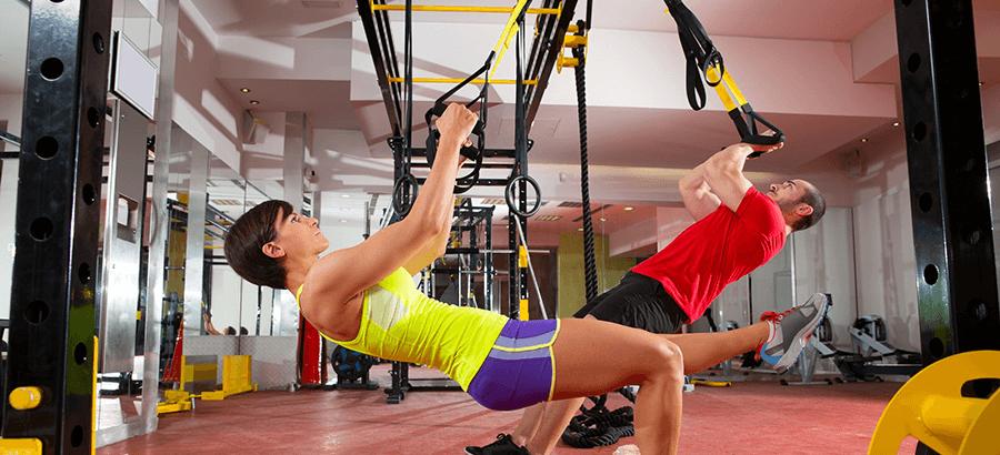 Sling-Trainer Ausbildung:  Ganzkörperübungen für den Fitnesstrainer, Personaltrainer & Grouptraining
