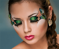 Visagistik Hair Ausbildung: Event Make up, Abend Make up, Faschings Make up & Fashion Hair