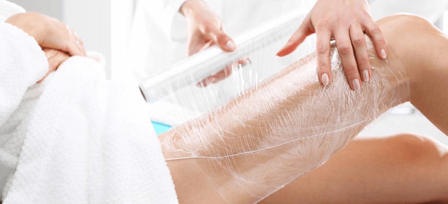 Body Wrapping Ausbildung: Folien- Behandlung bei Cellulite, Gewichtsreduktion, Orangenhaut, Reiterhosen & schlaffem Gewebe.