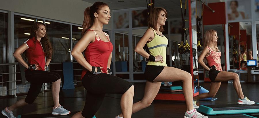 Aerobic-Step-Trainer Ausbildung: Grouptrainerausbildung im Fitnessbereich.