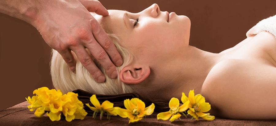 Shiatsu Massage Ausbildung: Druckpunkt Massagetechnik